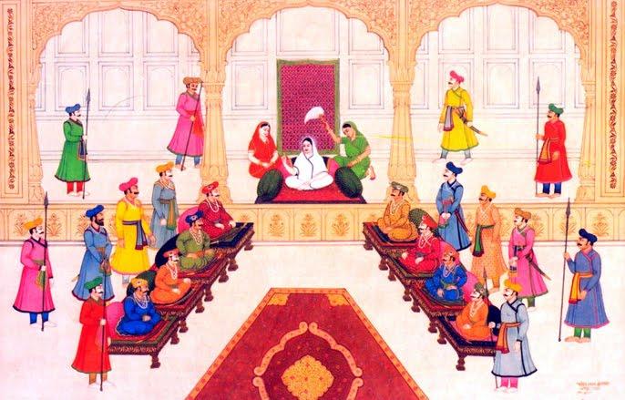 1. Ahilyabai Holkar