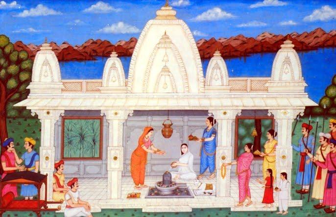3. puja (painting)