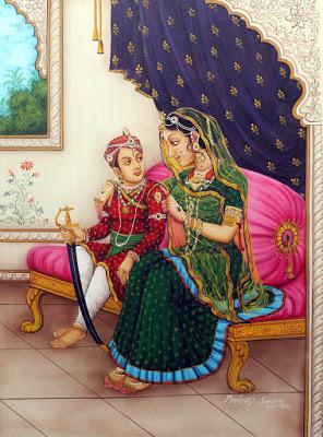 4. Maharana Pratap