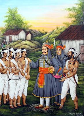 6. Maharana Pratap