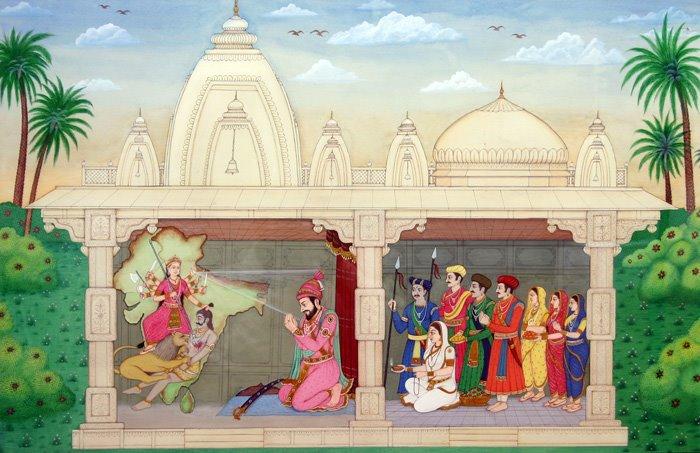 Chhatrapati Shivaji Maharaj, A Hero for Modern India