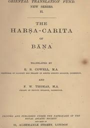 harsha-charita-by-banbhatta-