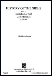 History-of-Sikhs-Vol-2-Evolution-of-Sikh-Confederacies-by-Hari-Ram-Guptaf