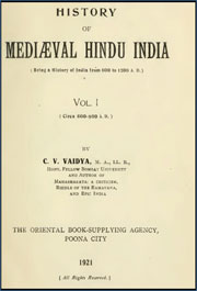 History-of-medieval-hindu-India-by-C-V-Vaidya.