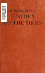 History-of-the-Sikhs-by-Peter-Cunningham