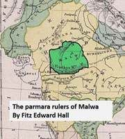 Paramara-Rulers-of-Malava-by-Fitz-Edward-Hall