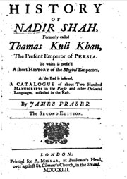 the-history-of-nadir-shah-by-james-fraser