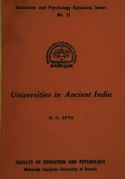 universities-in-ancient-india-by-d-g-apte