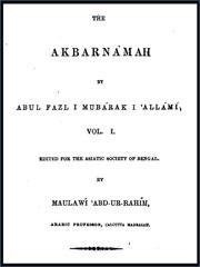 akbarnamah-volume-1-by-abul-fazl-i-mubaraki-i-allami