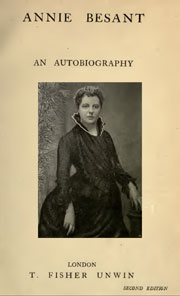annie-besant-an-autobiography-published-by-t-fisher-unwin-london-1893