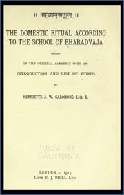 Bharadvaja-sutras