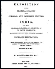 exposition-of-the-practical-operation-of-the-judicial-and-revenue-systems-of-india-raja-ram-mohan-roy