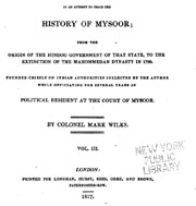 history-of-mysore-by-colonel-mark-wilks-vol-3