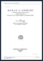 Mirat-I-Ahmadi-A-History-of-Gujarat-by-M-F-Lokhandwala
