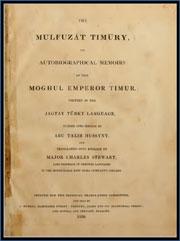 Mulfuzat-Timuri-translated-by-Charles-Stewart