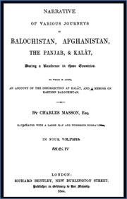 Narratives-of-various-journeys-to-Afghanistan-Balochistan-Punjab-and-Kalat