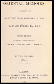 oriental-memoirs-a-narrative-of-seventeen-years-residence-in-india-by-james-forbes