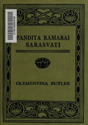 pandita-ramabai-sarasvati-pioneer-in-the-movement-for-the-education-of-the-child-widow-of-india