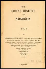 social-history-of-kamrupa-vol-1