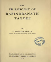 the-philosophy-of-rabindranath-tagore