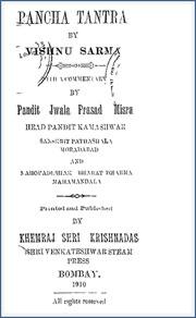 Panchatantra-Sanskrit-Hindi-JP-Mishra